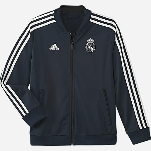 outlet for sale official special for shoe Veste d'entraînement homme Real Madrid 18/19 ADIDAS