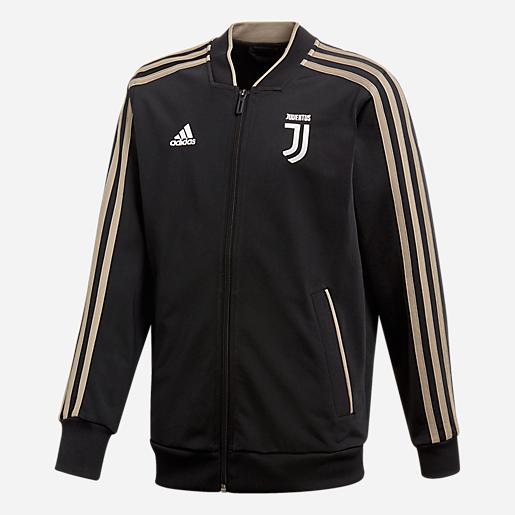 2902312aca Veste D'entraînement Football Zippée Enfant Juventus FC ADIDAS ...