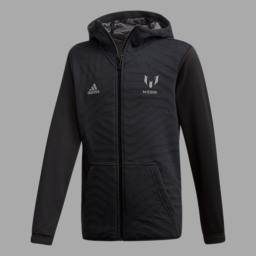 nice cheap half price look for Veste zippée à capuche garçon Messi ADIDAS