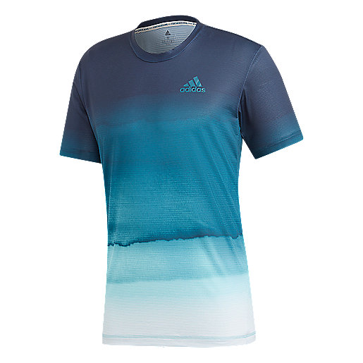 T-shirt manches courtes homme Parley Pr Tee Multicolore DP0287  ADIDAS