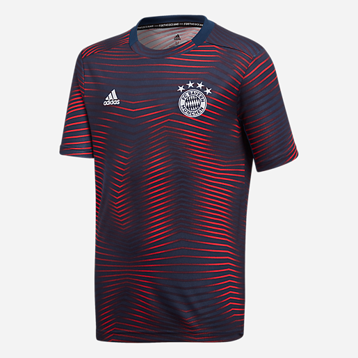 Bayern Maillot Enfant Adidas 1819 D'entraînement Fc Munich 54j3LRqA