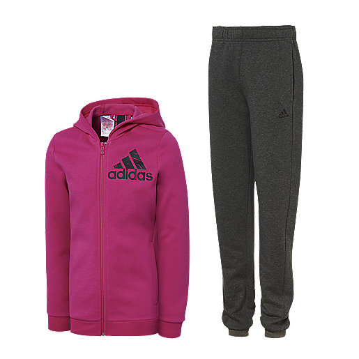 Ensemble survêtement fille Kimana Multicolore DP3778  ADIDAS