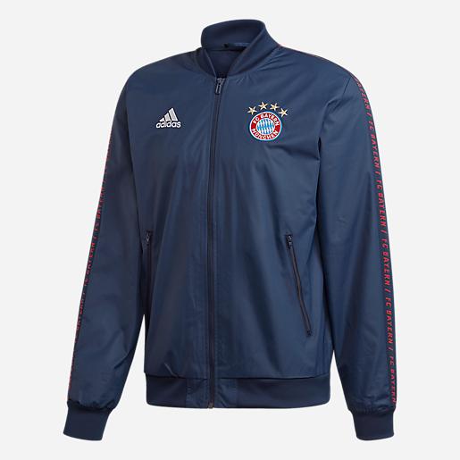 Veste d'entraînement homme FC Bayern Munich 1819 ADIDAS