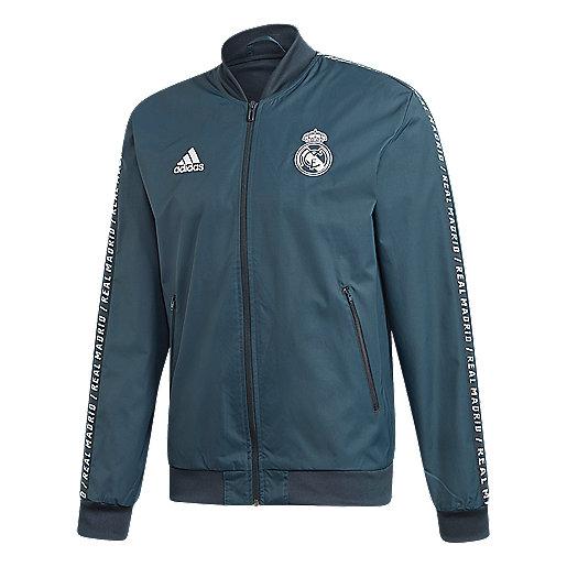 Veste d entraînement football homme Real Madrid Anthem 2018 2019  Multicolore DP5184 ADIDAS 914def035f9f