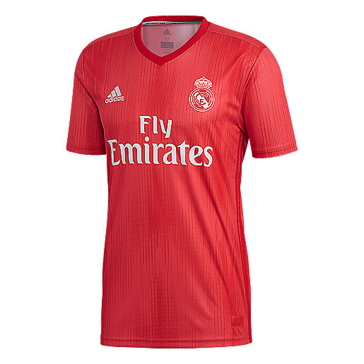 Maillot de football homme Real Madrid Replica Third 2018 2019 Multicolore  DP5445 ADIDAS 281b097c1c395