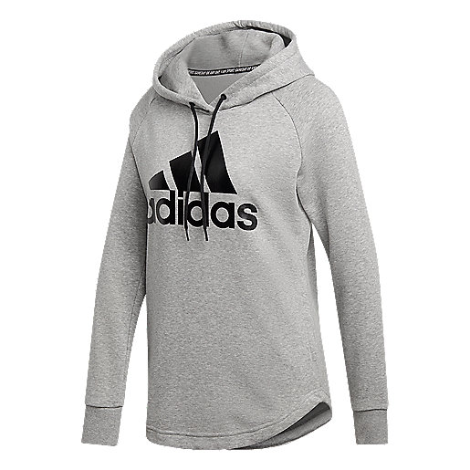 Sweatshirt à capuche femme Must Haves Badge of Sport DU0016 ADIDAS 1cdbf6129f9