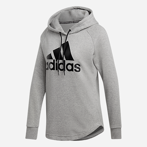 Sport À Must Of Adidas Badge Sweatshirt Haves Capuche Intersport Femme aqW10d