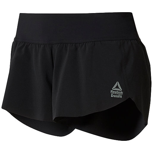 Short de training femme CrossFit® en maille Multicolore DU5077  REEBOK