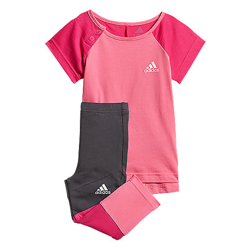 631a3e1fc08bb Ensemble survêtement bébé I Mm Tight Set Multicolore DV1252 ADIDAS