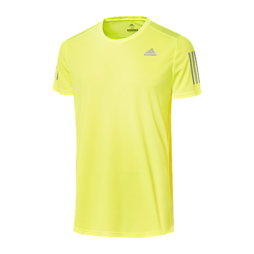 1002c56e39 T-shirt de running manches courtes homme Own The Run Multicolore DX1316  ADIDAS