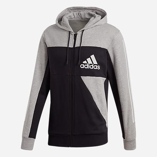 sweat zip capuche hommes adidas