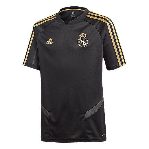 73c721a4bf3cc Maillot de football enfant Real Madrid TR JSY Y Multicolore DX7850