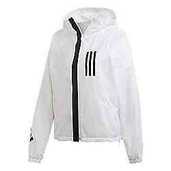 Veste Zippée Femme WND Jacket Fleece Lined BLANC ADIDAS | INTERSPORT