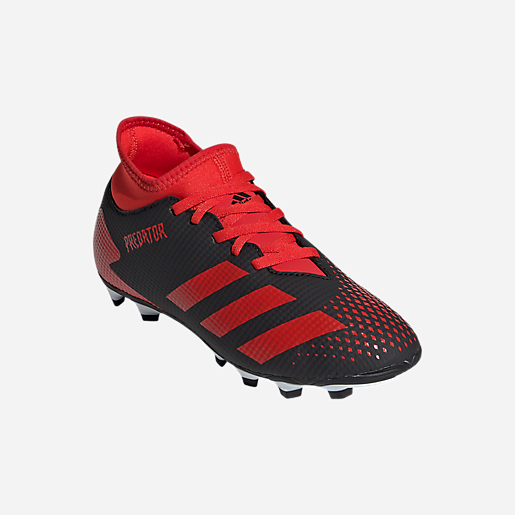 Chaussures De Football Moulées Enfant Predator 20.4 FG JUNIOR ...