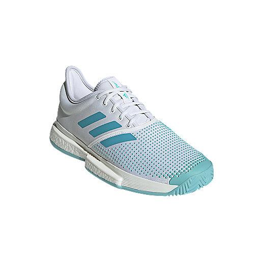 Chaussures de Tennis Homme adidas Solecourt Boost M X Parley