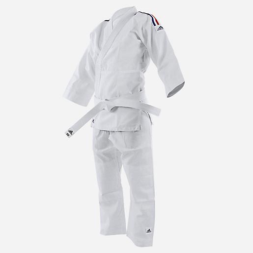 En Intersport 2 Judo De 1 Kimono Blanc Enfant Adidas THIzWqnc