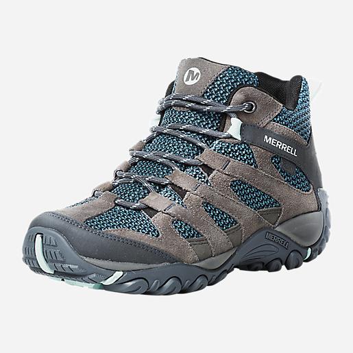 Chaussures de randonnée femme Alverstone Mid Waterproof MERRELL
