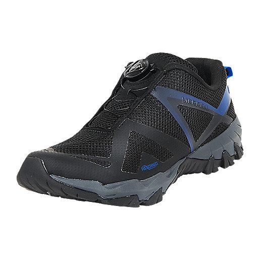 4c78c940bd9 Chaussures de randonnée homme Mqm Flex Boa Multicolore J598371 MERRELL