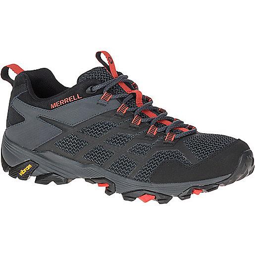 d4c9d6276fe Chaussures de randonnée homme Moab FST 2 Multicolore J77443 MERRELL