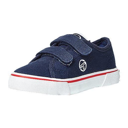 quality design 0a5f7 5d785 Chaussures en toile enfant Capri Multicolore K910112 TACCHINI