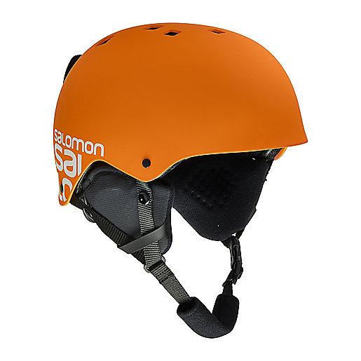 Casque de ski adulte Ghost orange L39430  SALOMON