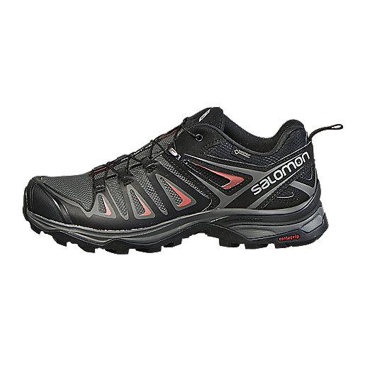 6e5cea5b207 Chaussures de randonnée femme X Ultra 3 Gtx Multicolore L398685 SALOMON
