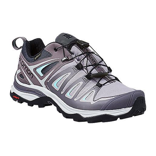 e6b5ea14c87 Chaussures de randonnée femme X Ultra 3 Gore-Tex Multicolore L401670 SALOMON