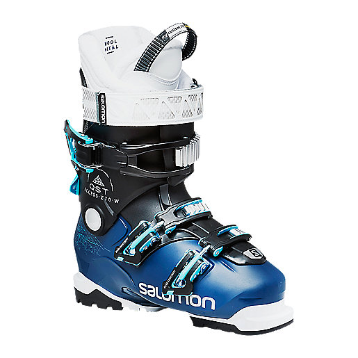 Chaussures de ski femme QST ACCESS X70 Multicolore L405974 SALOMON
