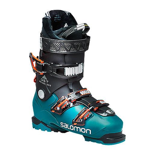 brand new 0ec1d ff1c1 Chaussures de ski homme QST ACCESS X80 Multicolore L405975 SALOMON