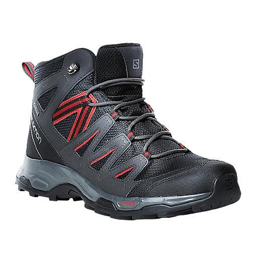 timeless design 79de9 d0626 Chaussures de randonnée homme Hillrock Mid Gtx Multicolore L406462 SALOMON
