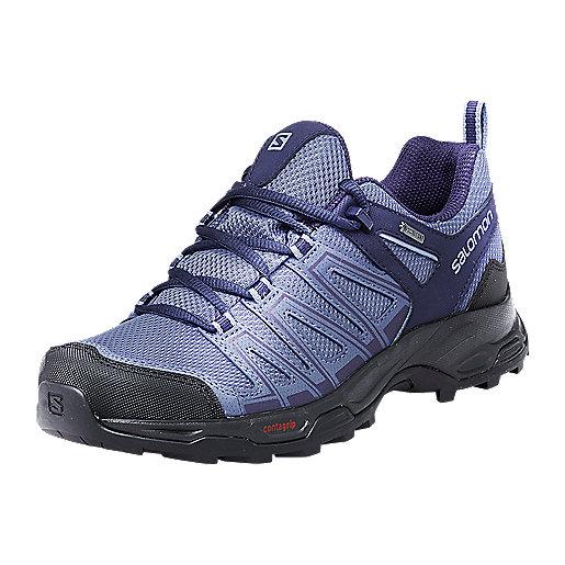 ddfd0fcaa93 Chaussures de randonnée femme Eastwood Gtx Multicolore L406467 SALOMON