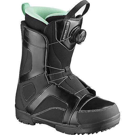Chaussures de snowboard adulte Anchor Boa W SALOMON