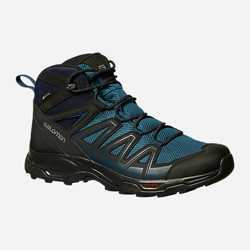Chaussures de randonnée homme Robson Mid Gtx SALOMON