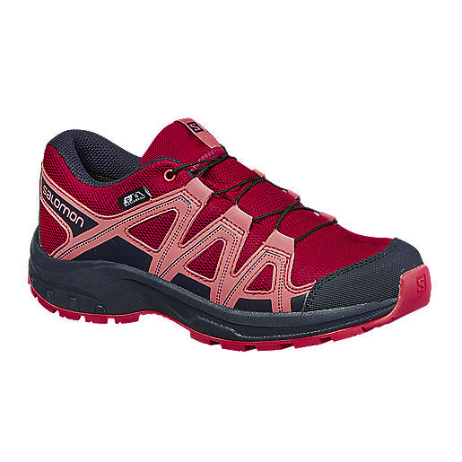 Chaussures de randonnée enfant Kicka Cswp SALOMON