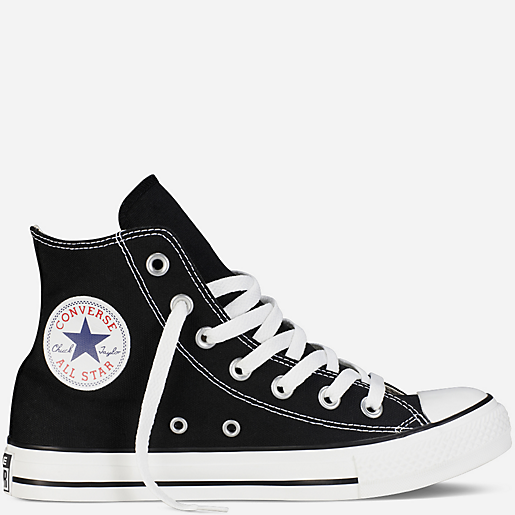 Chaussures en toile homme Chuck Taylor All Star Core Hi CONVERSE