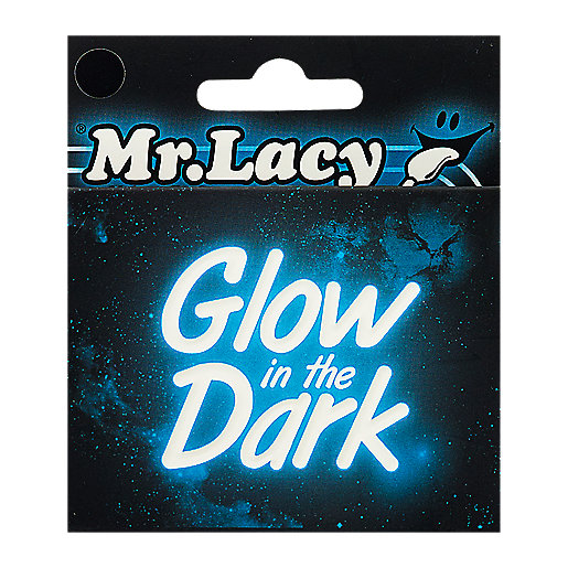 Lacets Flatties Glow In The Dark Multicolore ML107   MR LACY
