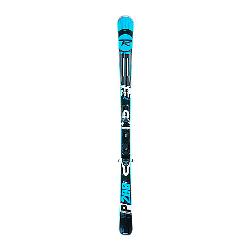 Skis homme PURSUIT 200 CARBON avec fixations XPRESS 10 B83 Multicolore RRH01BK ROSSIGNOL