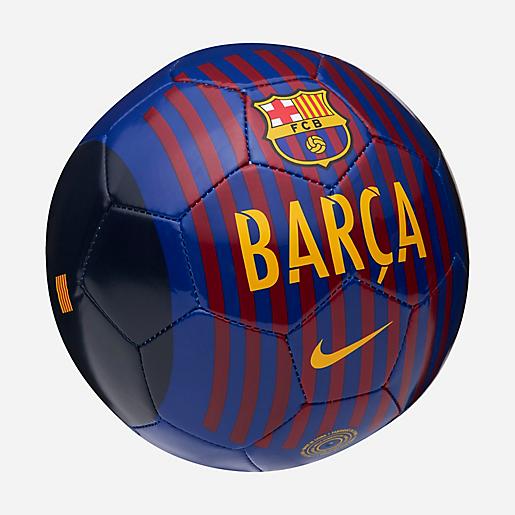 Ballon De Football Nike Fc Barcelone Skills lTK3F1Jc