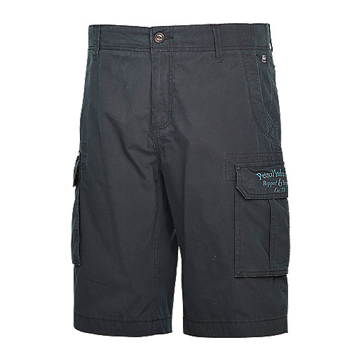 check out 751ee e9abc Bermuda homme Carl Multicolore SHO008 PETROL