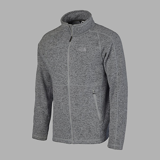 Gris Homme Veste Alteo The Face Jacket M North Inner Polaire aqBqw1YR