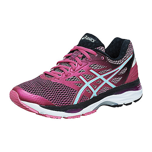 on sale da7c7 41eee Chaussures de running femme Gel Cumulus 18 Rose T6C8N ASICS