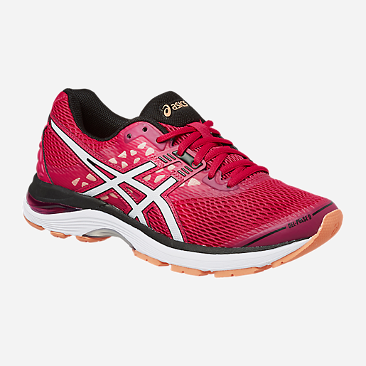 chaussures running femme asics intersport