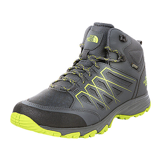 f9f19e902b013 Chaussures de randonnée homme Venture Fasthike Mid GTX Multicolore T9347H9  NORTH FACE