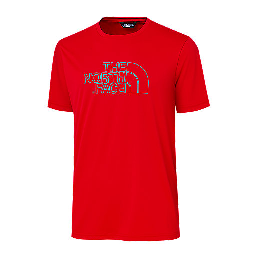 a84b56444d T-shirt manches courtes homme M S Extent II Tech T93BUA THE NORTH FACE