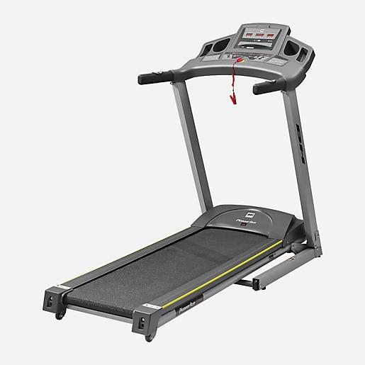 Tapis De Course Pioneer Pro Dual Noir Gris Bh Fitness Intersport