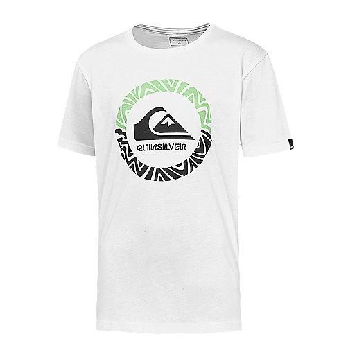 9aa9f29f27e6b T-shirt manches courtes enfant Splafish Multicolore ZT03964 QUIKSILVER