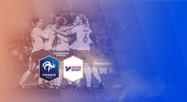 62a2fb0d78 Découvrez les maillots de l'Equipe de France féminine